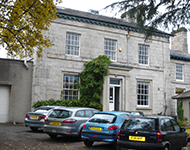 Brick property in Kendal